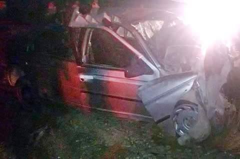 04 صور لحادث مرور بين خنشلة وطامزة